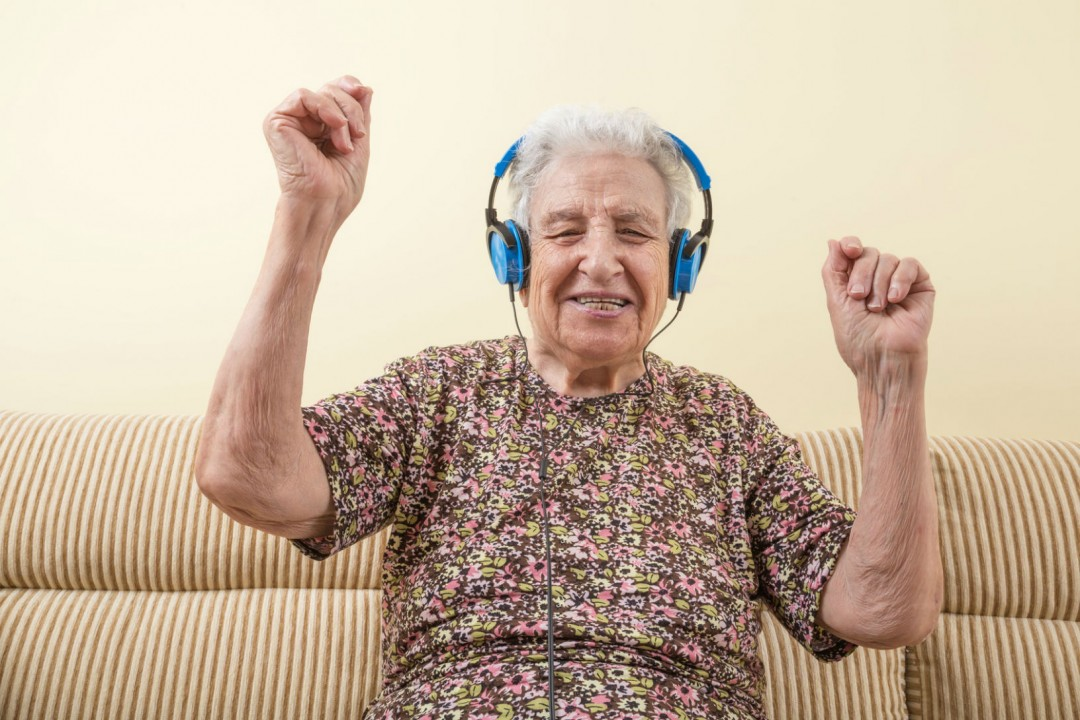 Music - A Brain Booster for Dementia